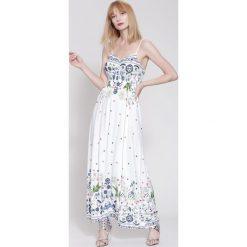 Sukienki: Biała Sukienka Tiny Elements