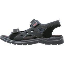 Sandały chłopięce: Ricosta MIRO Sandały trekkingowe schwarz/grau