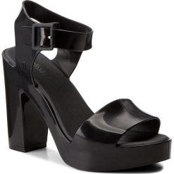 Rzymianki damskie: Sandały MELISSA – Mar Heel Ad 31951 Black 01003