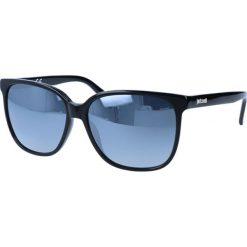 """Okulary przeciwsłoneczne damskie aviatory: Okulary przeciwsłoneczne """"JC645S 01C"""" kolorze czarnym"""