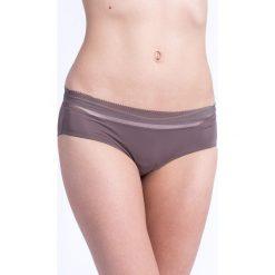 Calvin Klein Underwear - Figi Hipster. Różowe figi Calvin Klein Underwear, s, z dzianiny. Za 89,90 zł.