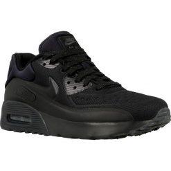 Buciki niemowlęce: Nike Buty dziecięce Air Max 90 Ultra GS czarne r. 36 (844599-008)