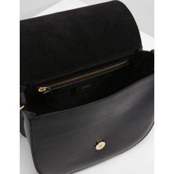 Torebki klasyczne damskie: CLOSED SHOULDER BAG  Torba na ramię black