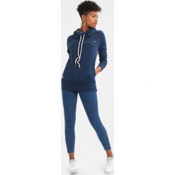 Bluzki asymetryczne: Ragwear CHENAY Bluzka z długim rękawem denim blue