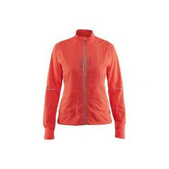 Kurtki damskie softshell: Craft Kurtka damska Brilliant 2.0 Light Jacket pomarańczowa r. S (1904306 - 1825)