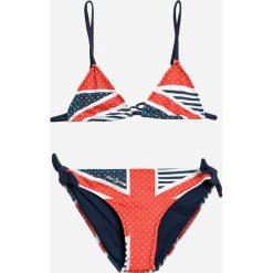 Pepe Jeans - Strój kąpielowy dziecięcy. Czarne dół bikini marki bonprix, moda ciążowa. W wyprzedaży za 129,90 zł.