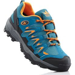 Buty sportowe męskie: Buty outdoorowe marki Lico z membraną Comfortex bonprix niebiesko-pomarańczowy