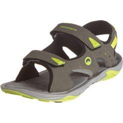 """Sandały męskie: Sandały trekkingowe """"Clumster"""" w kolorze khaki"""