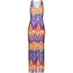 Sukienki: Sukienka bonprix pomarańczowo-różowo-kolorowy
