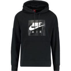 Bejsbolówki męskie: Nike Sportswear HOODIE Bluza z kapturem black/white