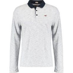 Koszulki polo: Hollister Co. Koszulka polo light grey/texture