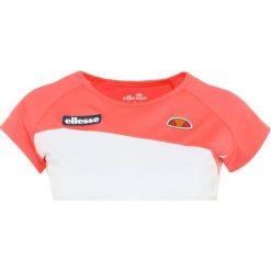 Ellesse ADMIRAL Tshirt z nadrukiem optic white/neon coral. Białe t-shirty damskie Ellesse, z nadrukiem, z elastanu. Za 169,00 zł.
