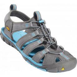 Keen Sandały Damskie Clearwater Cnx W Gargoyle/Norse Blue Us 8 (38,5 Eu). Niebieskie sandały damskie marki Keen, na wysokim obcasie. W wyprzedaży za 249,00 zł.