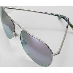 Okulary przeciwsłoneczne damskie: Dolce&Gabbana Okulary przeciwsłoneczne grey mirror/ milky blue