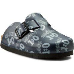 Klapki DR. BRINKMANN - 500231-5 M Blau. Niebieskie sandały chłopięce Dr. Brinkmann, z materiału. Za 119,00 zł.