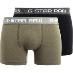GStar CLASSIC TRUNC 2 PACK  Panty sage heather/dark black heather. Zielone bokserki męskie marki G-Star, z bawełny. W wyprzedaży za 143,10 zł.