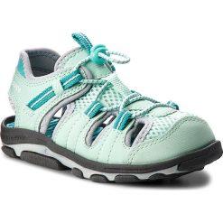 Sandały dziewczęce: Sandały NEW BALANCE – K2029GRM Zielony