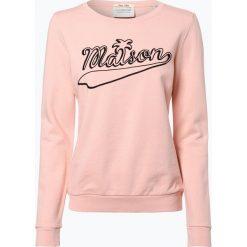 Bluzy damskie: Scotch & Soda - Damska bluza nierozpinana, różowy