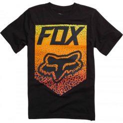 T-shirty chłopięce: FOX T-Shirt Chłopięcy Netawaka 140 Czarny