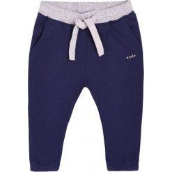 Spodnie niemowlęce: Spodnie dresowe dla chłopca 1-36 m-cy