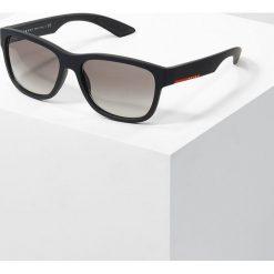 Prada Linea Rossa Okulary przeciwsłoneczne black. Czarne okulary przeciwsłoneczne męskie aviatory Prada Linea Rossa. Za 679,00 zł.