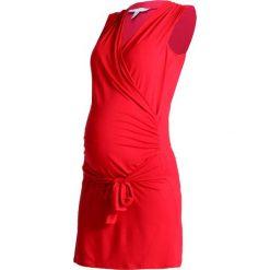 Sukienki hiszpanki: Envie de Fraise LADY Sukienka z dżerseju red