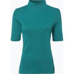 Brookshire - Koszulka damska, niebieski. Czarne t-shirty damskie marki brookshire, m, w paski, z dżerseju. Za 59,95 zł.