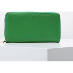 Portfele damskie: L.Credi Portfel green