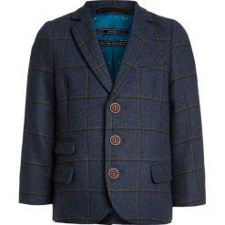 Next CHECK  Marynarka blue. Niebieskie kurtki dziewczęce przeciwdeszczowe Next, z materiału. Za 259,00 zł.