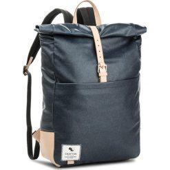 Plecak CLARKS - The Millbaank 261340670  Blue Canvas. Niebieskie plecaki męskie marki Clarks. W wyprzedaży za 299,00 zł.