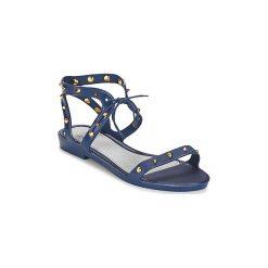 Sandały Melissa  ARTEMIS III AD. Niebieskie sandały damskie Melissa. Za 383,20 zł.
