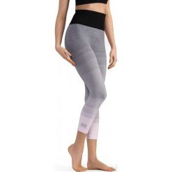 Spodnie damskie: GATTA Legginsy damskie Ombre Fitness Amela szare r. M