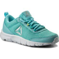Buty Reebok - Speedlux 3.0 CN1437 Blue/Teal/Flssh/Wht/Slvr. Szare buty do biegania damskie marki Reebok, z materiału. W wyprzedaży za 159,00 zł.