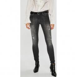Silvian Heach - Jeansy Britney. Szare jeansy damskie rurki marki G-Star RAW, z obniżonym stanem. Za 339,90 zł.