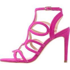 Rzymianki damskie: Carvela GABBY Sandały na obcasie pink