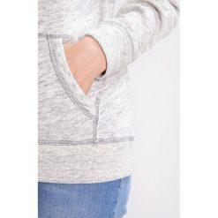 Bluzy damskie: Hollister Co. TIMELESS Bluza z kapturem streaky grey