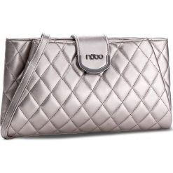 Torebka NOBO - NBAG-D0030-C022 Srebrno/Złoty. Szare torebki klasyczne damskie Nobo, ze skóry ekologicznej. W wyprzedaży za 119,00 zł.
