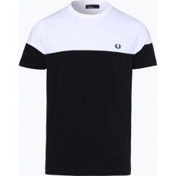 Fred Perry - T-shirt męski, niebieski. Niebieskie t-shirty męskie marki OLYMP SIGNATURE, m, paisley. Za 249,95 zł.