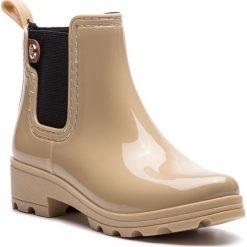Kalosze GIOSEPPO - 40840 Nude. Brązowe buty zimowe damskie marki Gioseppo, z materiału. W wyprzedaży za 149,00 zł.