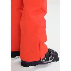 The North Face LOSTRAIL Spodnie narciarskie orange. Brązowe bryczesy damskie marki The North Face, xs, z elastanu, narciarskie. W wyprzedaży za 664,30 zł.
