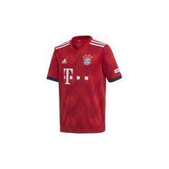 T-shirty z krótkim rękawem Dziecko  adidas  Koszulka podstawowa Bayern Monachium. Czerwone t-shirty chłopięce z krótkim rękawem Adidas. Za 279,00 zł.