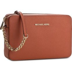 Listonoszki damskie: Torebka MICHAEL KORS - Jet Set Travel 32S4GTVC3L Orange