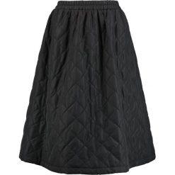 Spódniczki trapezowe: Mads Nørgaard SNOW Spódnica trapezowa black