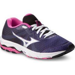 Buty MIZUNO - Wave Elevation J1GL141720 Fioletowy. Fioletowe buty do biegania damskie marki Mizuno, z gumy, mizuno wave. W wyprzedaży za 259,00 zł.