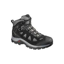 Buty trekkingowe męskie: Salomon Buty męskie Authentic LTR GTX Magnet/Black r. 41 1/3 (404643)