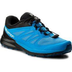 Buty do biegania męskie: Buty SALOMON - Sense Pro 2 398542 27 W0 Indilgo Bunting/Black/Snorkel Blue