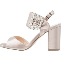Rzymianki damskie: Paradox London Pink MANHATTEN Sandały na obcasie taupe