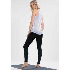 Yogasearcher Top chambray. Szare topy sportowe damskie Yogasearcher, m, z elastanu. Za 249,00 zł.