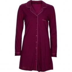 """Koszula nocna """"Classy Dreams"""" w kolorze jasnoróżowo-fioletowym. Fioletowe koszule nocne i halki marki FOUGANZA, z bawełny. W wyprzedaży za 90,95 zł."""