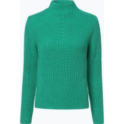 Marie Lund - Sweter damski – Coordinates, zielony. Zielone swetry klasyczne damskie Marie Lund, xl, z dzianiny, ze stójką. Za 229,95 zł.